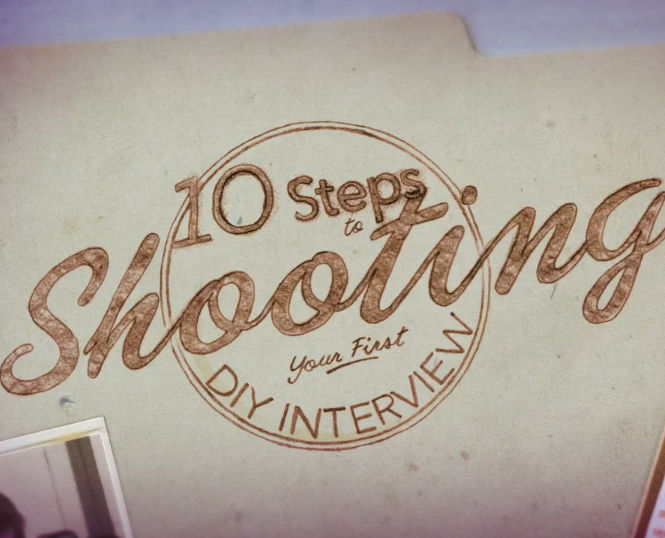 Vimeo\u0027s 10 Tips on Your First DIY Video Interview