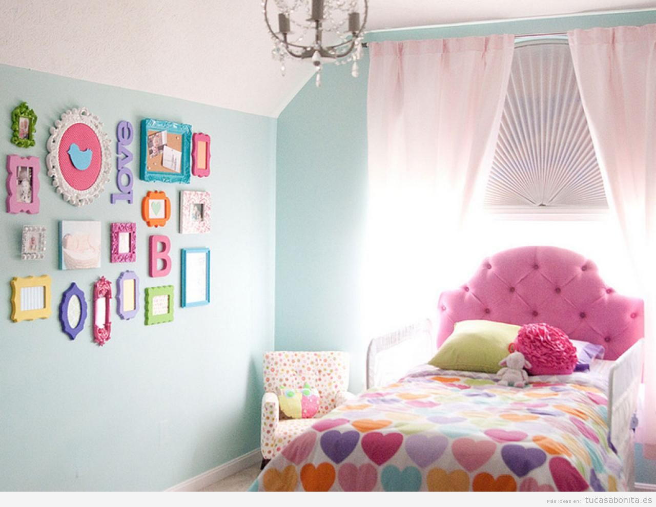 Ideas Para Decorar Pared Cabecero Dormitorio Ideas Para Decorar Una Habitación De Bebé Y De Niño Con