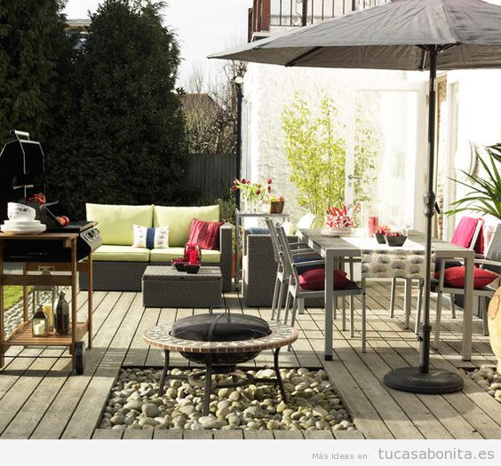 Ideas Para Decorar Patios De Casas 8 Ideas Para Decorar Terrazas, Jardines O Patios - Tu Casa