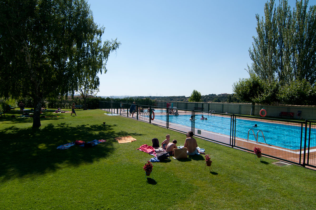 Piscina Carballo Maialen Carballo
