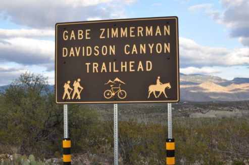 WE TRIED IT! Gabe Zimmerman Davidson Canyon Trailhead