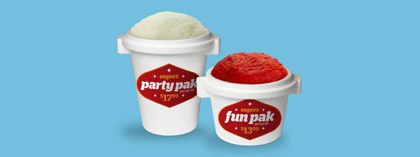 eegees party pak tucson TUCSON PRODUCT: Celebrate with an eegees Party Pak!