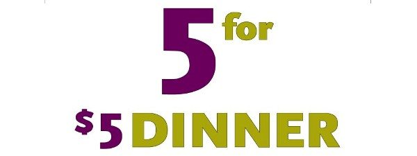 5 dinner whole foods tucson $5 Dinners at Whole Foods Market Speedway (Every Thursday)