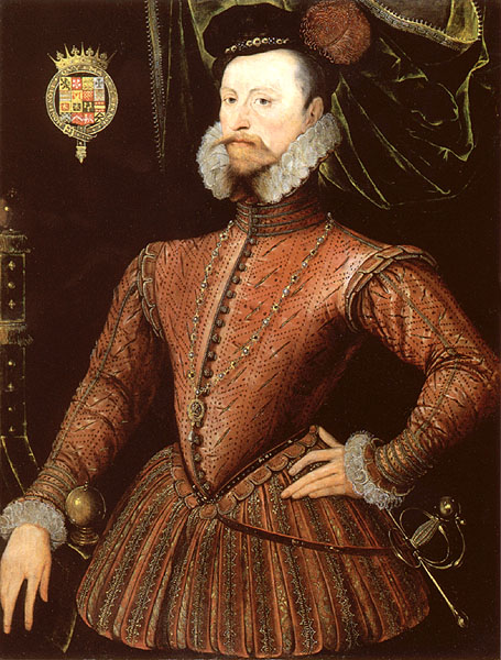 16th Century Fashion Men - The Hole in the Wall, Cambridge