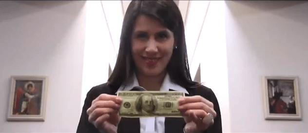 The Women of Wall Street (Photo via YouTube)