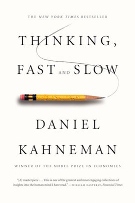thinking fast and slow daniel kahneman