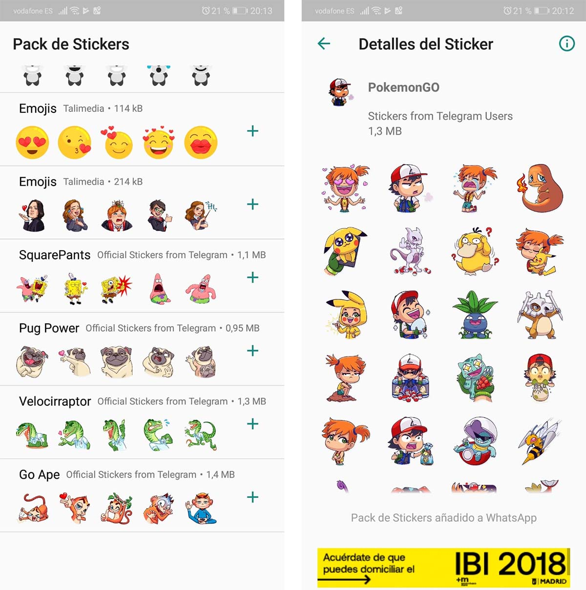 Stickers In Whatsapp Los Mejores Packs De Stickers Para Whatsapp