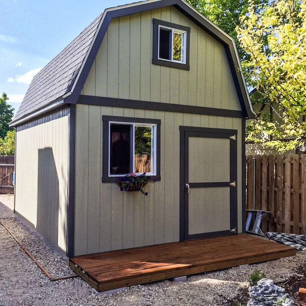 Garage Storage Buildings Storage Sheds Portland Tuff Shed Oregon Storage Buildings