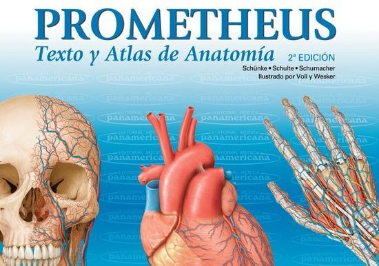 Prometheus portada