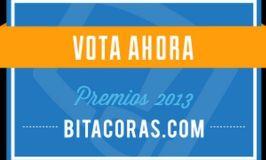 Vota a Tufisio.net como Mejor Blog de Salud (Premios Bitacoras 2013)