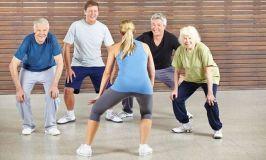 Actividades de ejercicio y fisioterapia en geriatria (II)