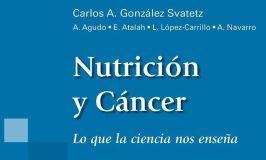 Reseña del libro 'Nutrición y Cáncer' de Panamericana