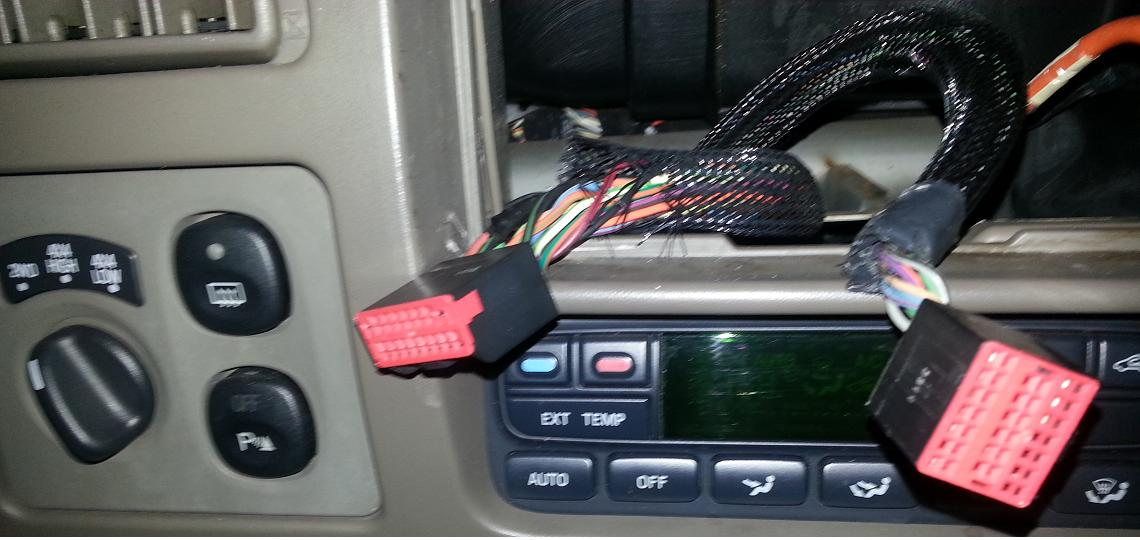 factory stereo wiring / plugs - Ford Truck Enthusiasts Forums