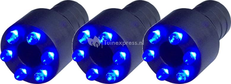 12 Volt Inbouwspots Set Express 3led-lights | Tuinexpress.nl
