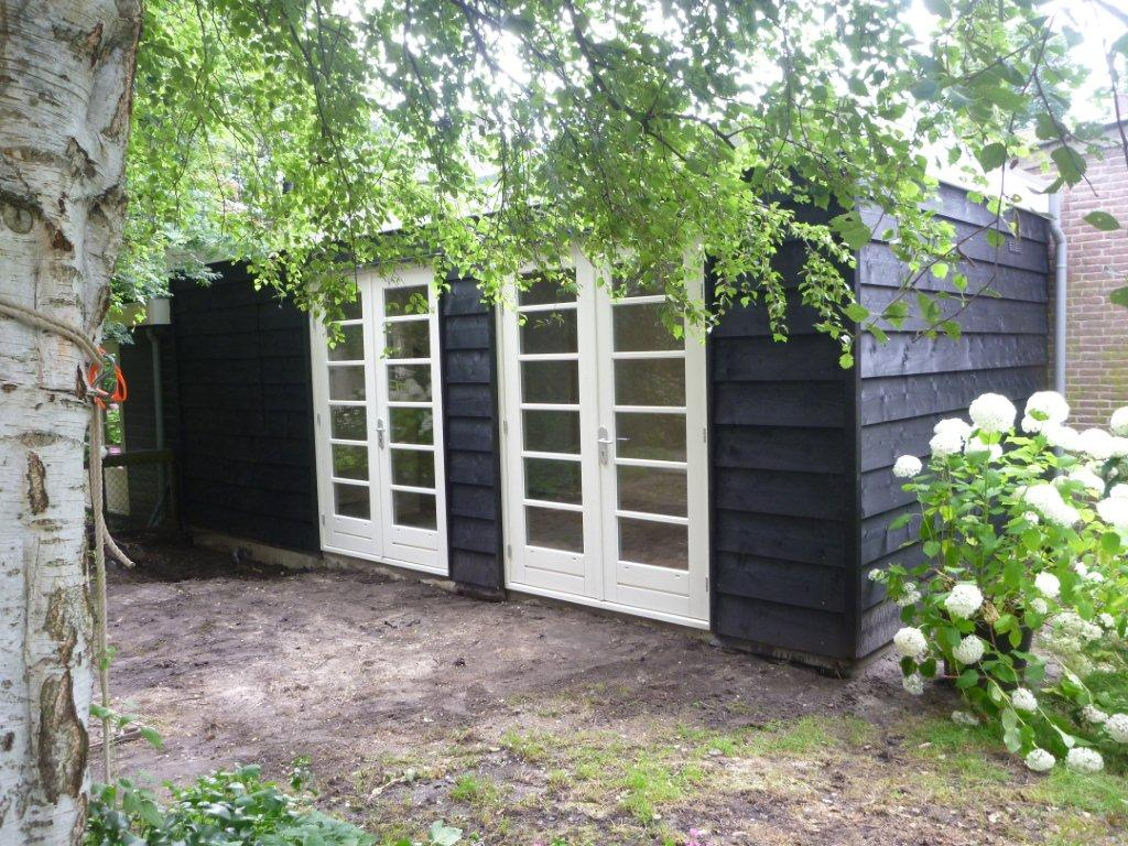 Tuinhuis Kantoor Geisoleerd Tuinhuis Kantoor Cool Dit Project Is Door Twente Wood