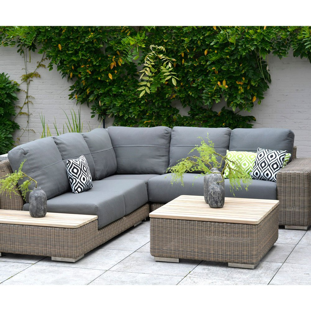 Aanbieding Louncheset Loungeset Kingston 04 Pure 4 Seasons Outdoor