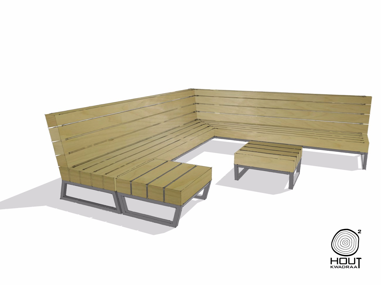 Loungebank Tuin Outlet : Loungesetdiscounter loungeset outlet tot korting