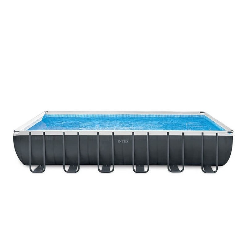 Zandfilterpomp Voor Bestway Zwembad Intex Xtr Zwembaden Rectangle Ultra Xtr Frame Pool 732 X