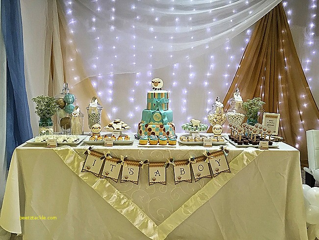 93 Beautiful Totally Doable Baby Shower Decorations