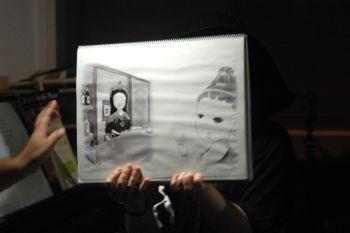 スナックのママの雰囲気の吉祥天とAKD48な伎芸天。