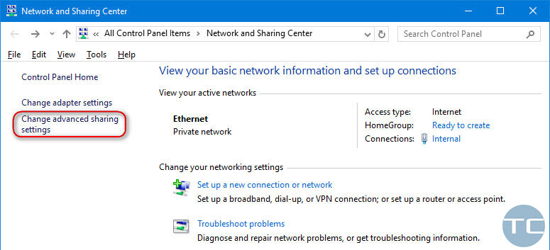 Set Up Network Access on Windows 10 and Share a Folder Without