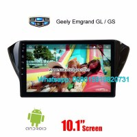 Geely Emgrand GL GS radio aftermarket android GPS navigation camera