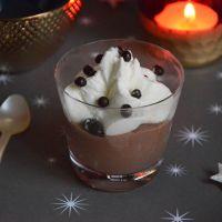Liégeois chocolat ricotta {ultra facile}