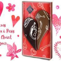 5 coeurs Amoureux à Paris Michel Cluizel à gagner {Saint Valentin !}