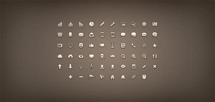 preview4 5 FREE Minimal Icon Sets for Web Design