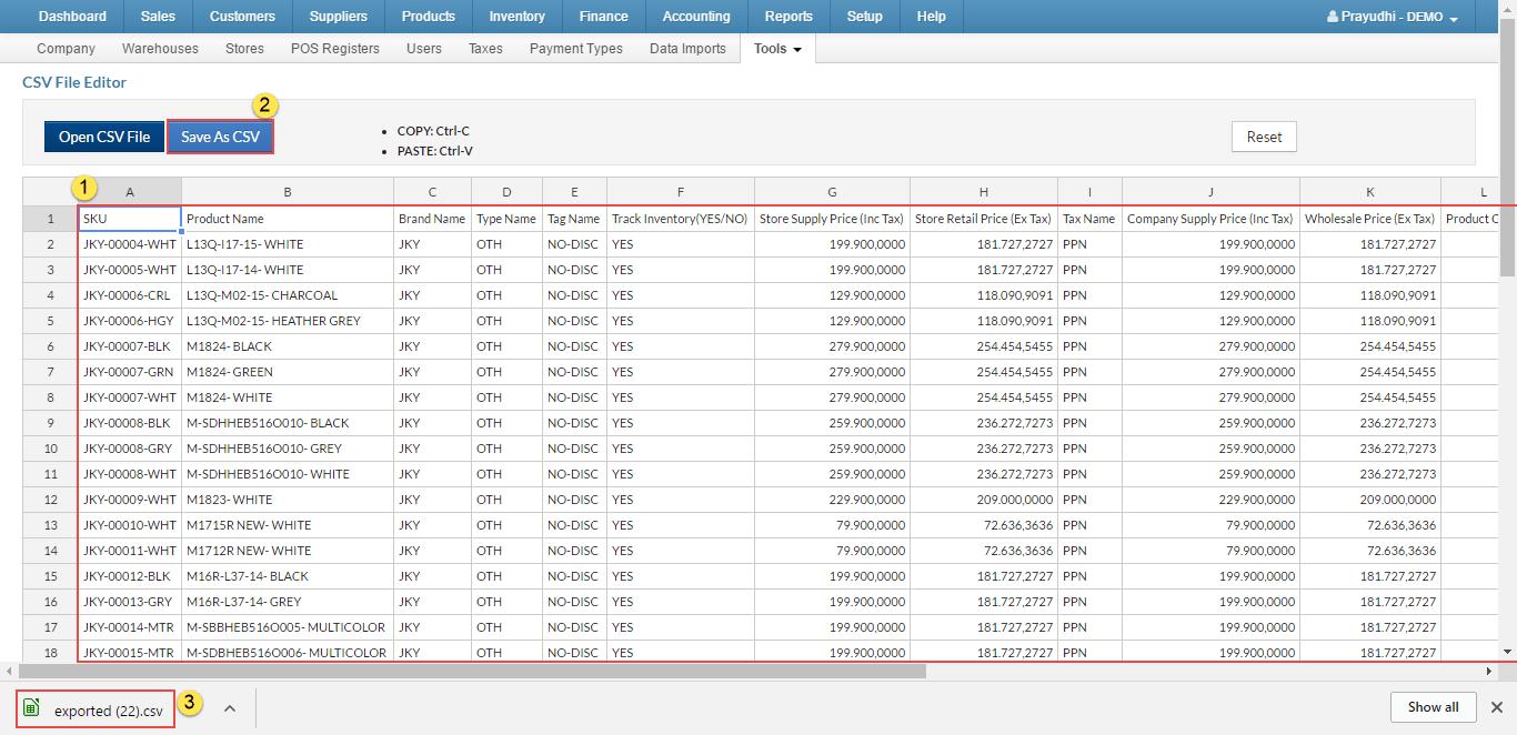 Turbo lister csv template maxwellsz