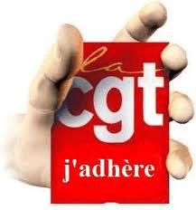 cgt J'adhere