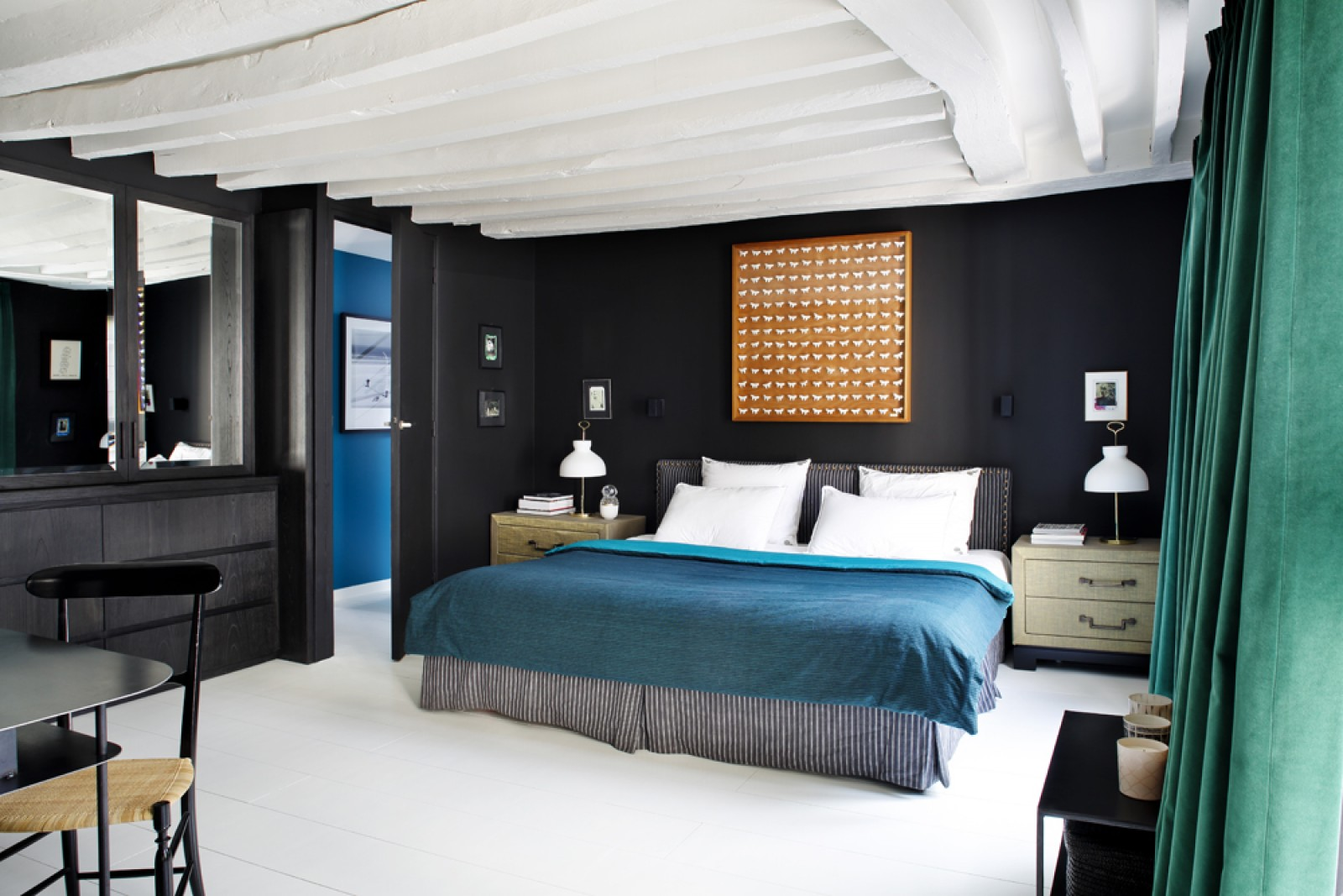 Big Bedroom Decorating Ideas Le Nouveau Duplex De Sarah Lavoine