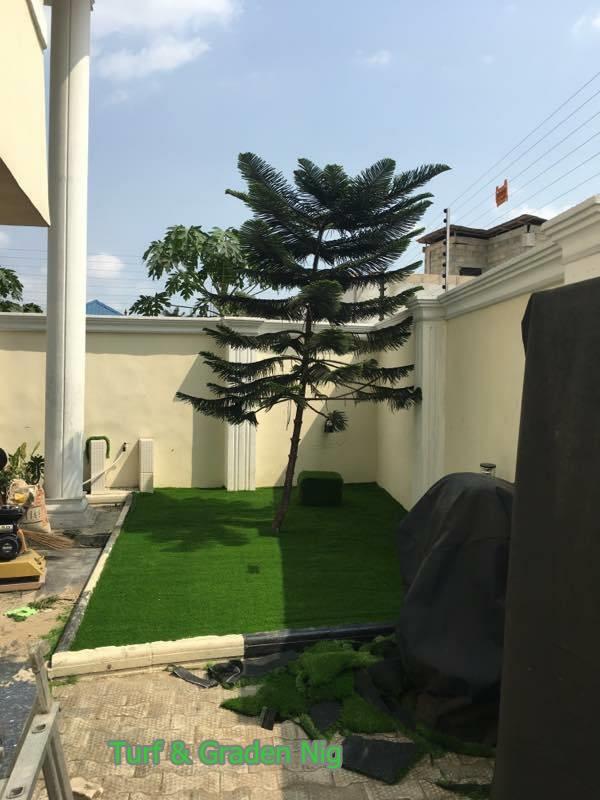 Residential Lawn, Port Harocurt