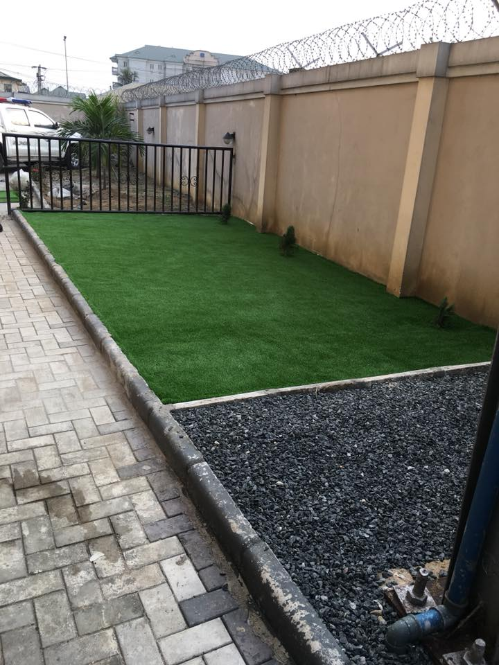 Residential Play Area - PHC