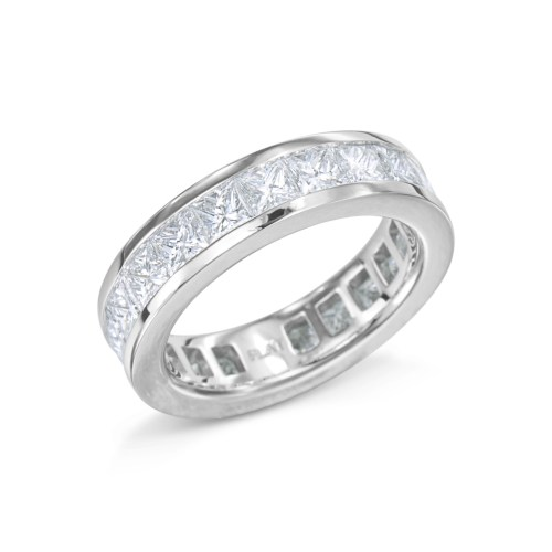 Medium Crop Of Diamond Eternity Band
