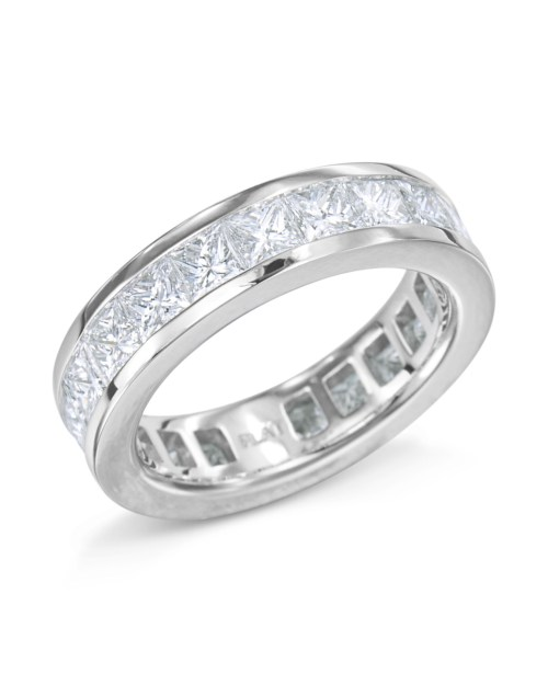 Medium Of Diamond Eternity Band