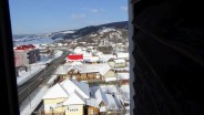 Iarna pe ulițele Cășeiului