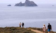 Las Illes Columbretes son desde 1988 un parque natural y desde 1990 también una reserva marítima.
