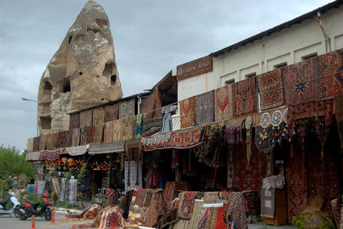 About Goreme In Cappadocia Turkey Cave Hotels Churches