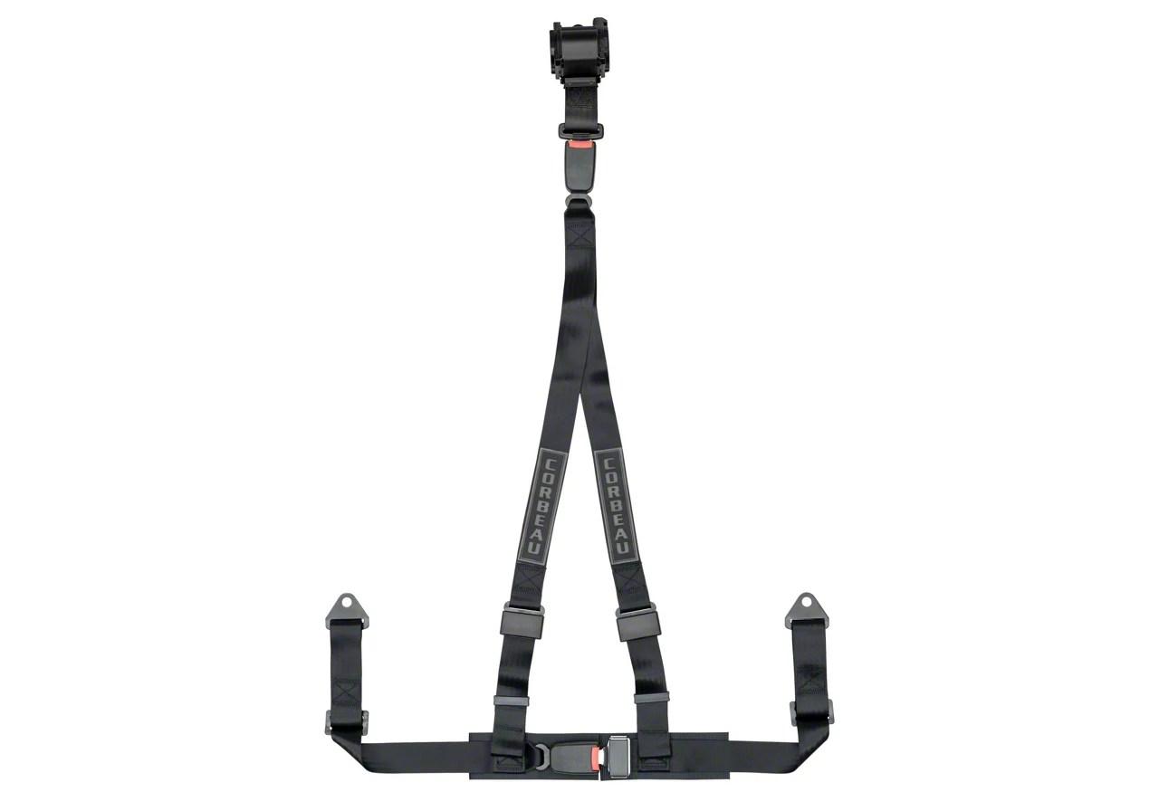 inertia reel harness car