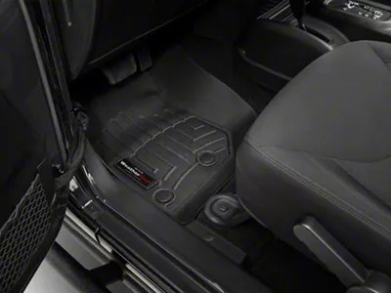 Weathertech Jeep Wrangler Digitalfit Front Rear Floor