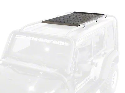 Kargo Master Jeep Wrangler Mod Rak Stealth Kit For Congo