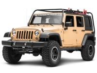 Garvin Jeep Wrangler Hi-Lift Jack Mount for 6 in. High ...