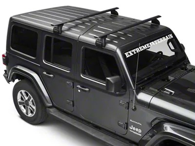 Mopar Jeep Wrangler Removable Roof Rack 82215387 18 19 Jeep Wrangler Jl