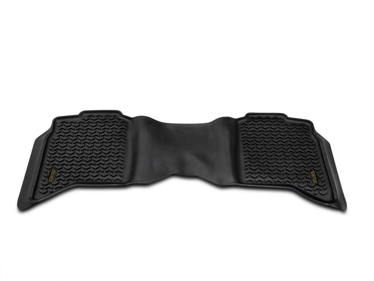 Barricade Ram Rear Floor Liner Black 8295311 09 18 Ram