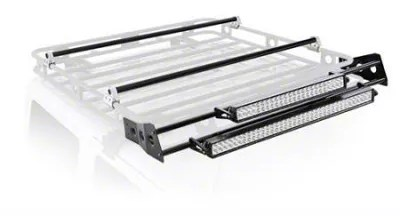 Smittybilt Ram 5 Ft Defender Roof Rack Led Light Bar
