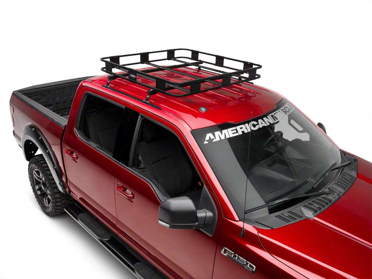 Surco F 150 Safari Roof Rack 50 In X 50 In W 5 In