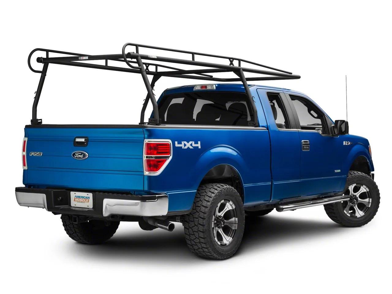 Westin F 150 Hdx Overhead Truck Rack Textured Black