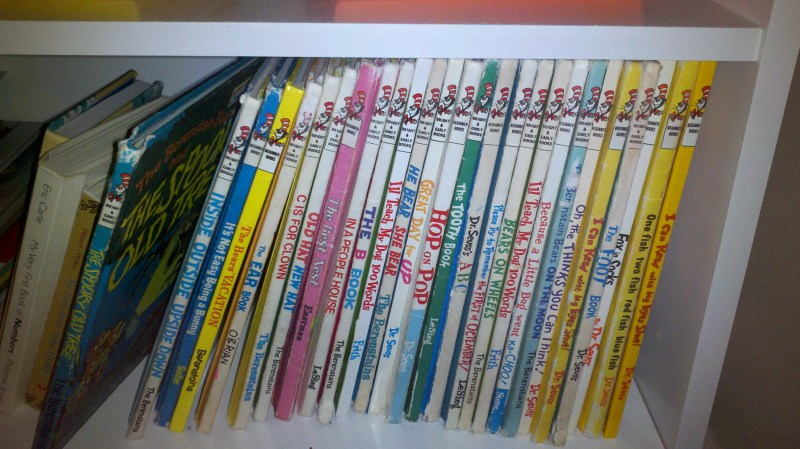 Large Of Dr Seusss Beginner Book Collection