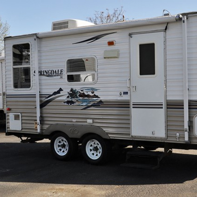 Group #1 - TRAILER-RV-RENTAL